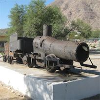 A Desert Railroad